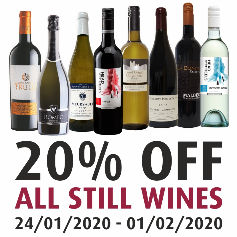 WineTime Newsletter - January 2020