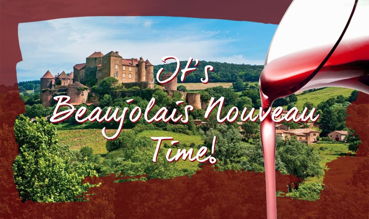 Beaujolais Nouveau Day, 'Ring a Ding Ding' book and more  - November Newsletter