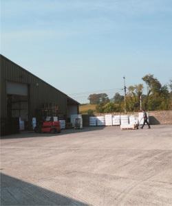 EWGA announces warehouse expansion plans.