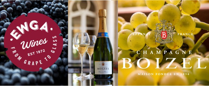 Boizel Champagne - New Exclusive Champagne At EWGA Wines