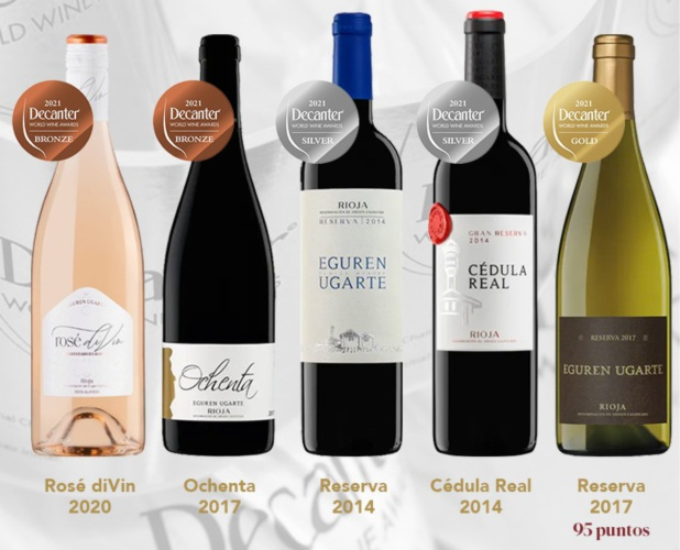 Wines From The EWGA Portfolio Continue to Receive Great Reviews