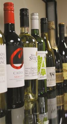 An uncompromising portfolio of wines