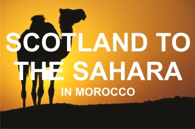 Scotland to Sahara