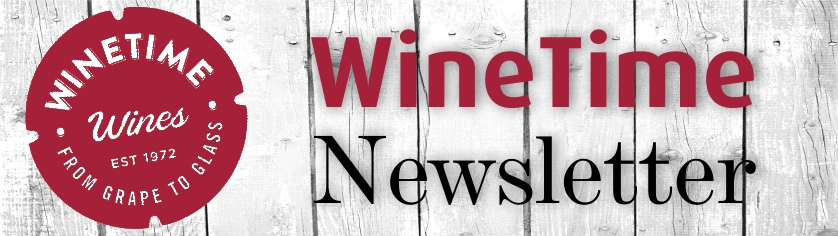 WineTime Newsletter - August 2019