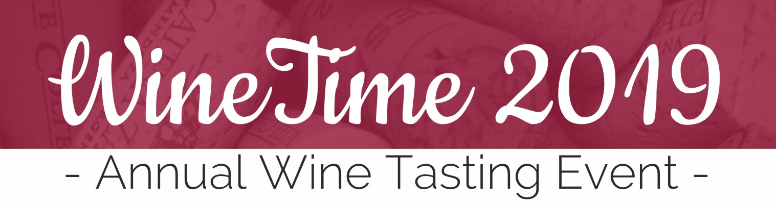 WineTime 2019 - Annual Wine Tasting Event